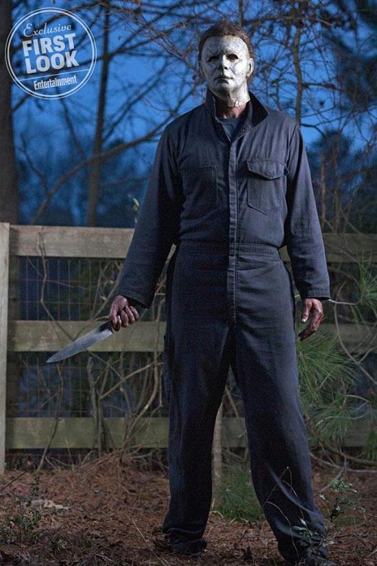"""Visual completo de Michael Myers em novo """"Halloween"""" é divulgado"""