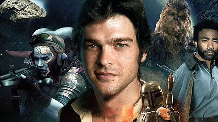"""Rian Johnson elogia """"Han Solo - Uma História Star Wars"""", que estreia em maio"""