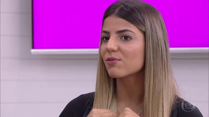 Ana Maria Braga reúne Paula, Alan e Hariany e tenta causar polêmica sobre o BBB19
