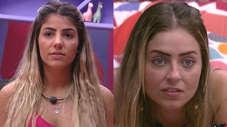 Hariany desabafa com Paula