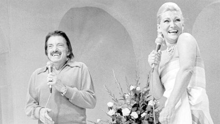 """Ronnie Von grava especial de Hebe para a Band: \""""Um presente\"""""""