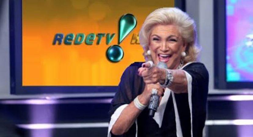 Hebe na RedeTV!