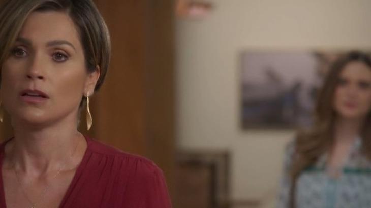 Salve-se Quem Puder: Fiona provoca calafrios em Helena com pergunta indiscreta