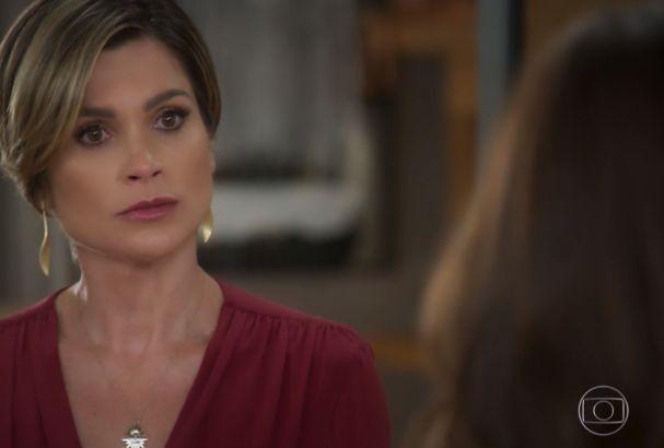 Salve-se Quem Puder: Helena baixa a guarda e pede favor a Fiona