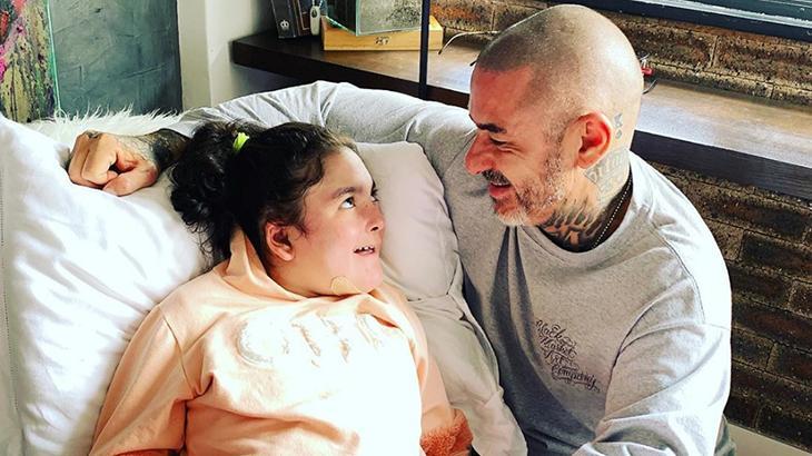 """Henrique Fogaça comemora evolução de filha e diz: \""""Ser pai é amar, educar e ser criança\"""""""