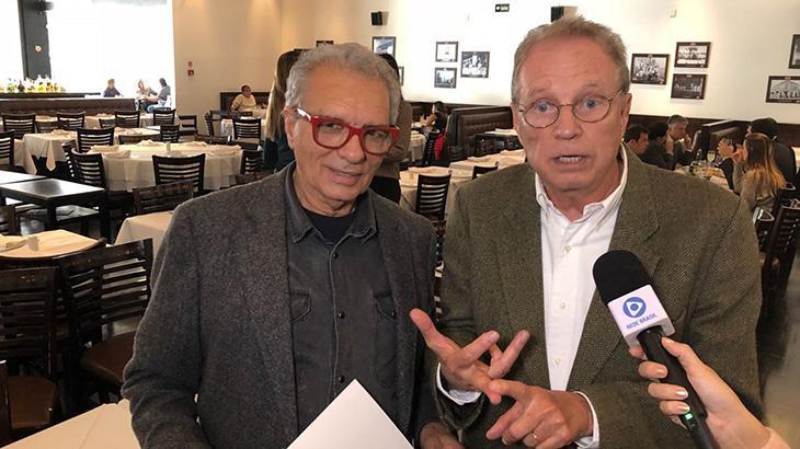 Ex-SBT, Hermano Henning fala empolgado sobre novo desafio na Rede Brasil