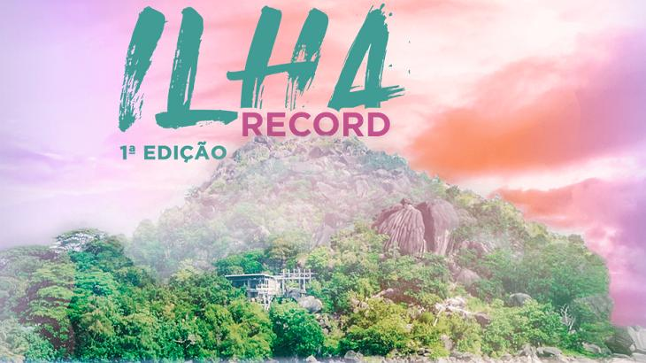 Logotipo de Ilha Record