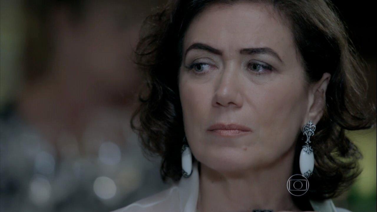 Maria Marta chocada