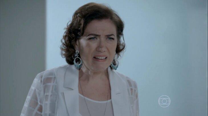 Maria Marta em choque