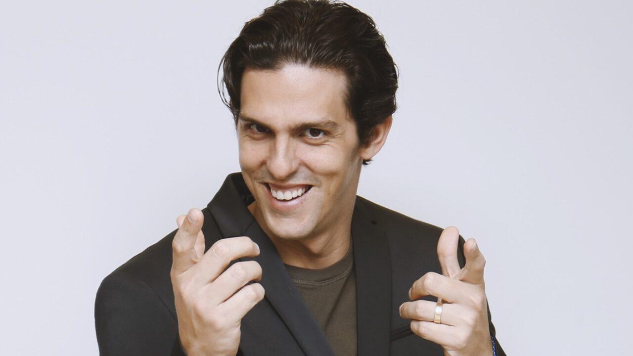 Rafael Infante sorrindo