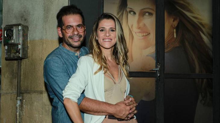 Leandro Hassum e Ingrid Guimarães