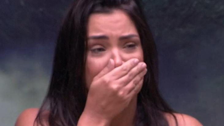 Ivy Moraes durante o reality show BBB20