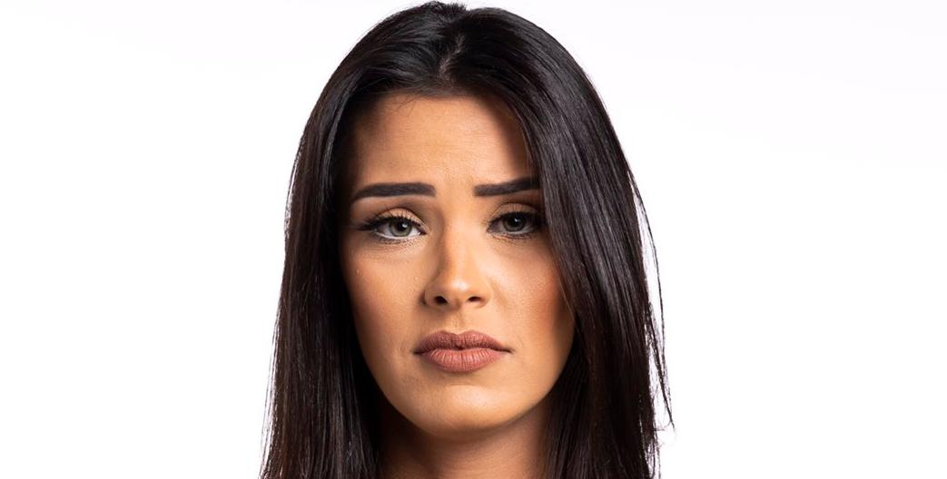 Ivy Moraes durante o BBB20