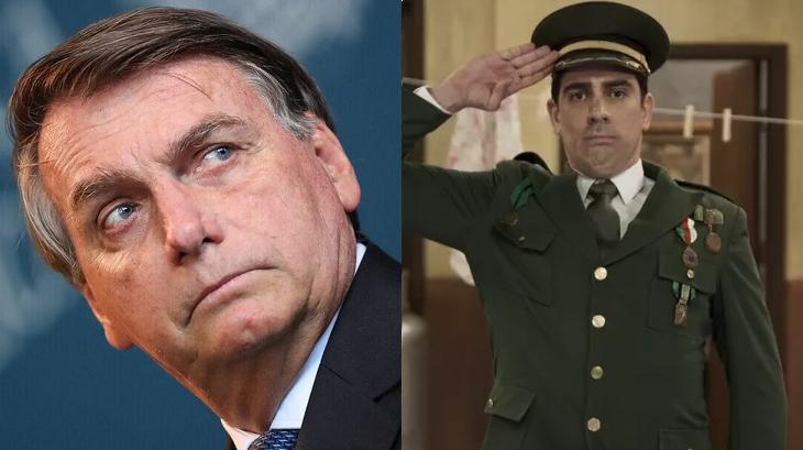 Jair Bolsonaro foi detonado por Marcelo Adnet
