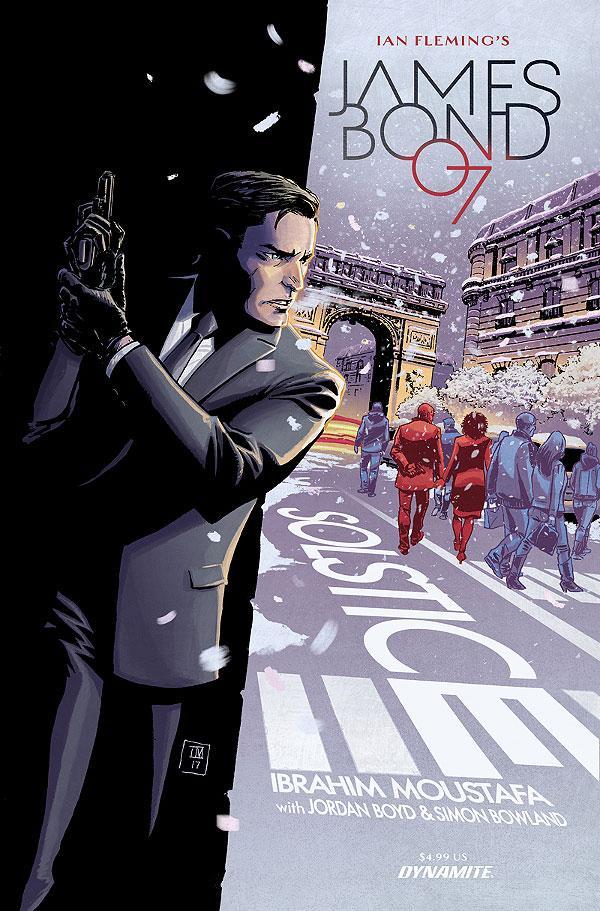 Edição especial de James Bond em HQ chega às bancas em novembro
