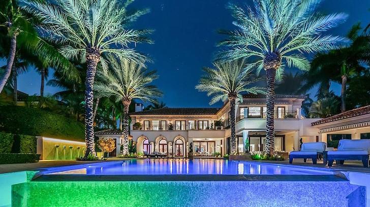 Jennifer Lopez e o noivo compram mansão de mais de R$ 200 milhões em Miami