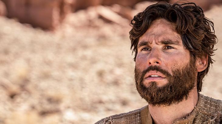 O protagonista de Jesus, Dudu Azevedo