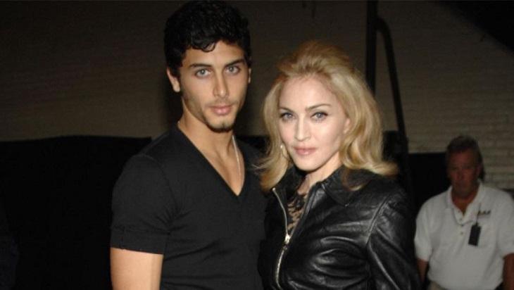 Jesus Luz e Madonna