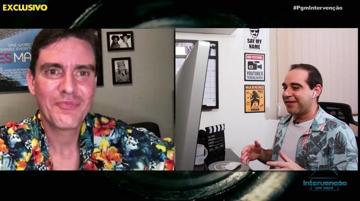 Ricardo Jim e Roger Turchetti