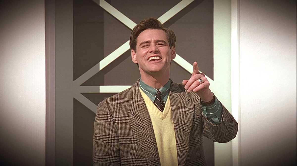 O ator Jim Carrey
