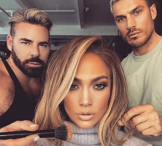 Veja o novo visual de Jennifer Lopez
