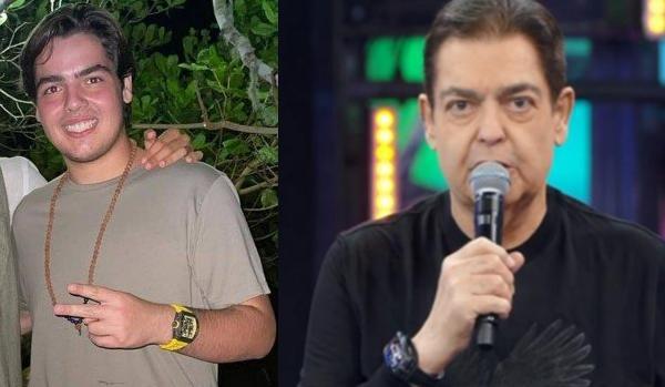 João Silva e Faustão