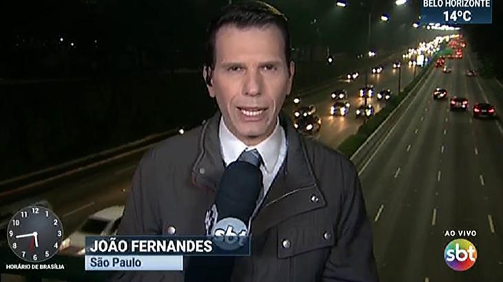 """Ex-âncora do \""""SBT Notícias\"""" desabafa sobre demissão: \""""Fiquei sem chão\"""""""