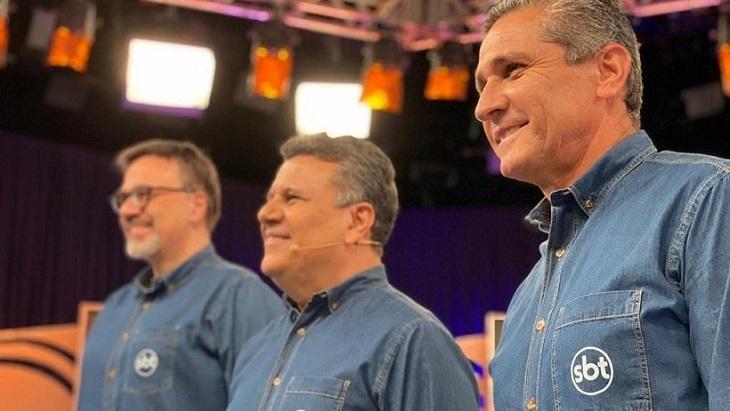 """Mauro Beting elogia investimento do SBT no futebol: \""""A casa que se reinventa\"""""""
