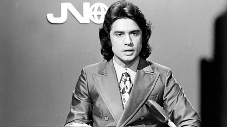 """Antes do \""""Globo Repórter\"""", Sérgio Chapelin saiu do SBT e quase foi para a Manchete"""
