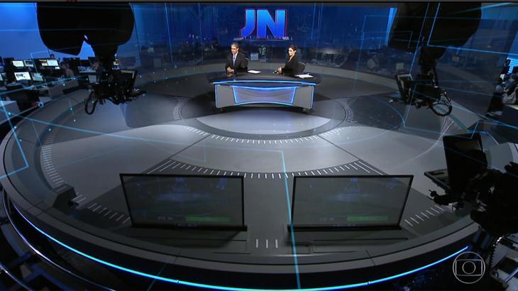 """Novo \""""Jornal Nacional\"""" impacta telespectadores pela tecnologia; veja detalhes"""