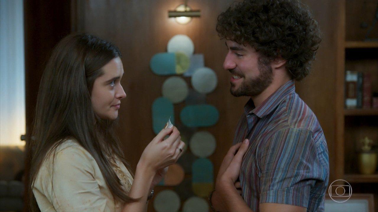José Condessa surpreende e deixa o elenco de Salve-se Quem Puder