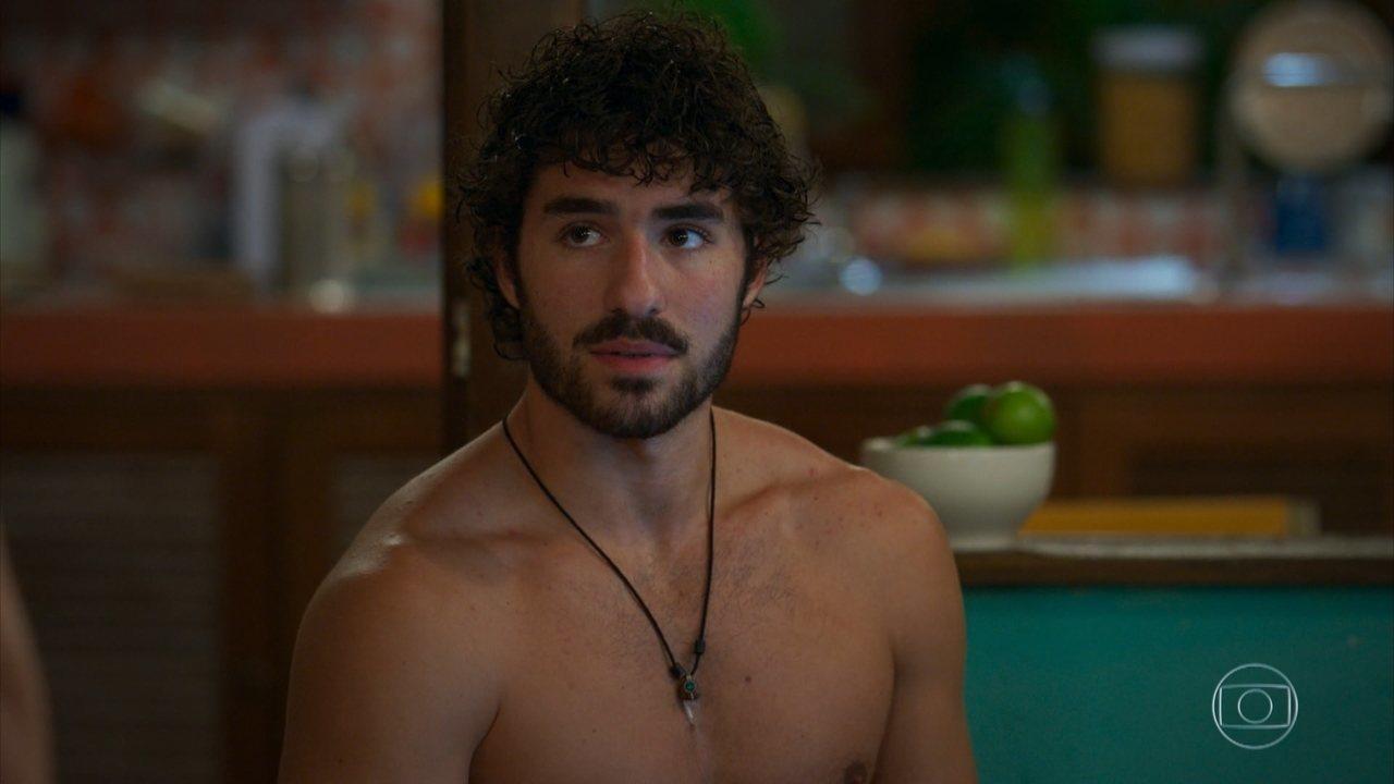 O ator português José Condessa