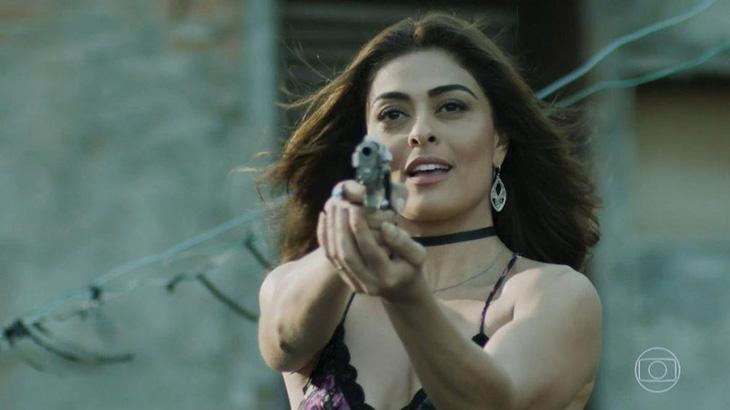 Juliana Paes como Bibi Perigosa em A Força do Querer