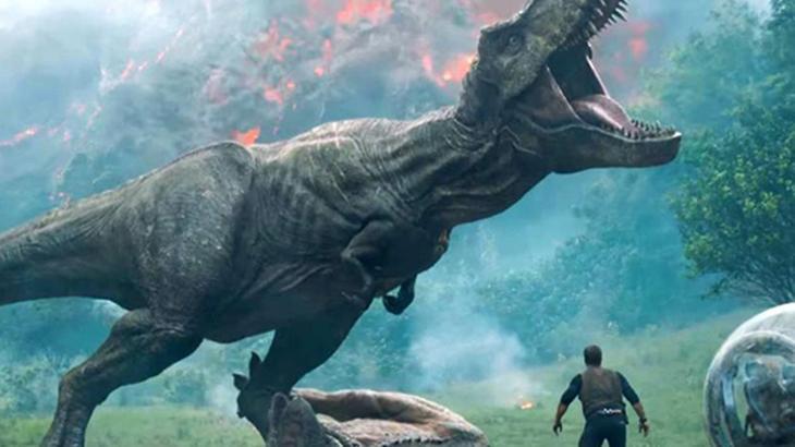 """Novo projeto da Universal contará com personagem de \""""Jurassic World - Reino Ameaçado\"""""""