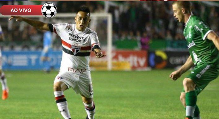 Juventude x São Paulo
