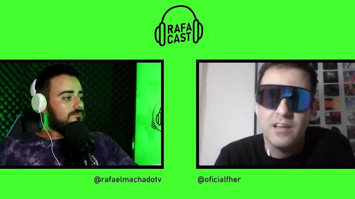 Kasino no podcast do Rafa Cast