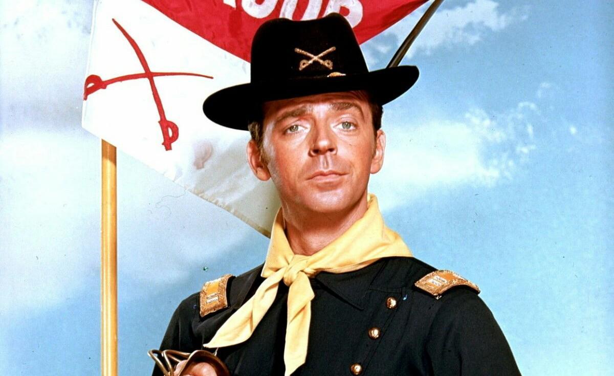 Ken Berry na série F Troop