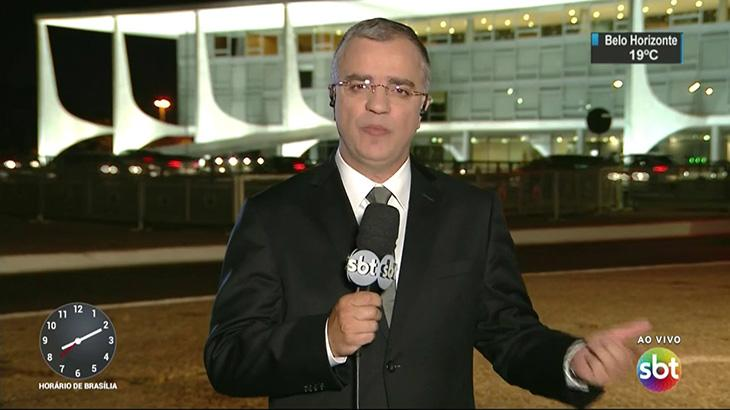 """Kennedy Alencar fala sobre pedido de demissão do SBT: \""""não fazia mais sentido ficar trabalhando lá\"""""""