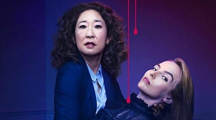 Por que Killing Eve se tornou incrível e favorita ao Emmy