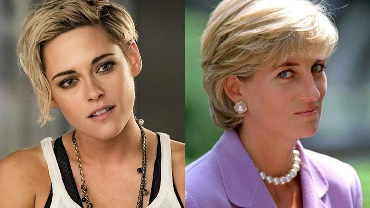 Kristen Stewart e Princesa Diana