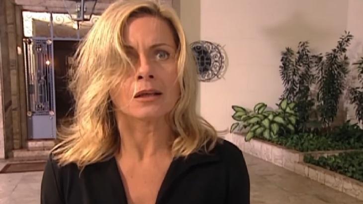 Vera Fischer como Helena em cena da novela Laços de Família, em reprise na Globo