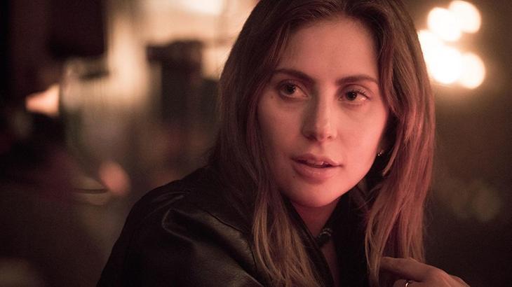 Lady Gaga em cena no filme Nasce uma Estrela