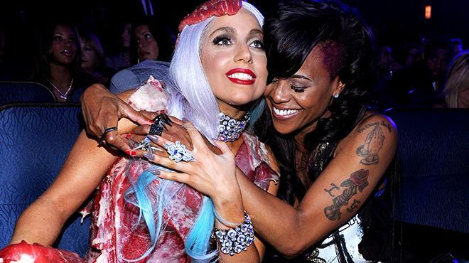 Lady Gaga e Laurieann Gibson