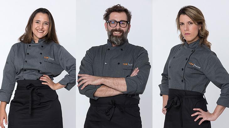 Top Chef: Felipe Bronze rejeita ser carrasco e comenta amizade com chef da Globo