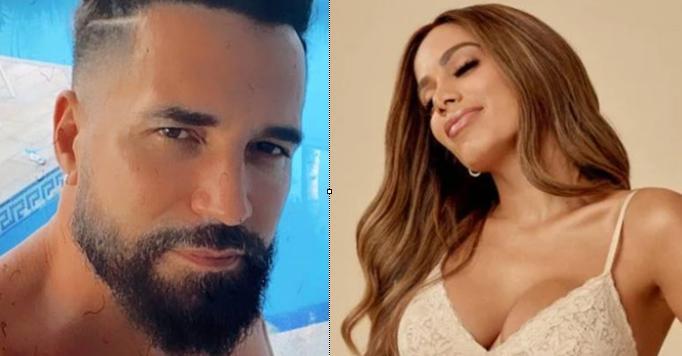 Latino e Anitta