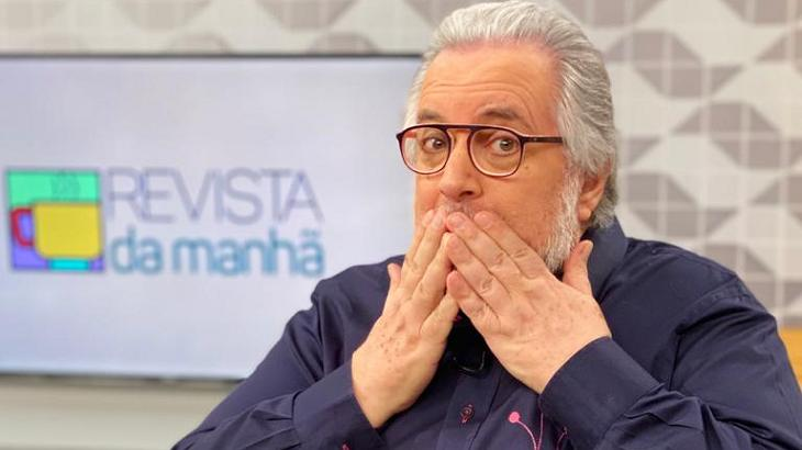 Leão Lobo na TV Gazeta