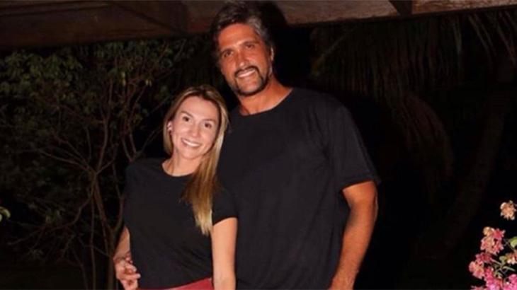 Leo Chaves e Tatiana Sbrana