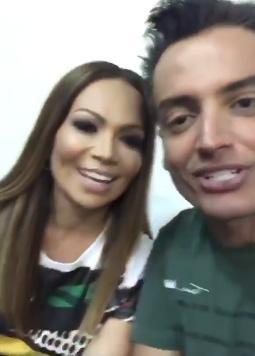 Silvio Santos colocará frente a frente Leo Dias e Solange Almeida em gravação