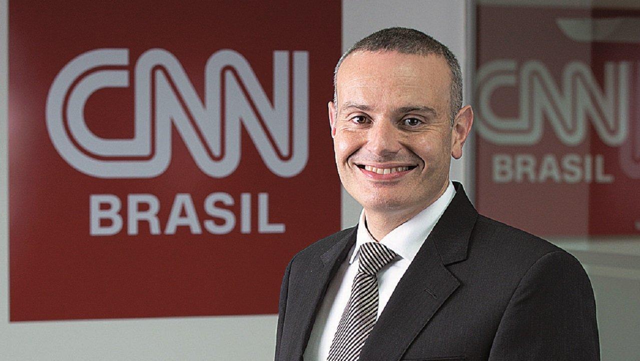 Leonardo Cipoloni é vice-presidente da CNN Brasil