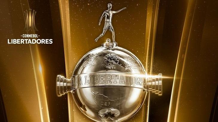 Divulgação do símbolo da Libertadores 2021